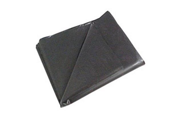 Lona Plástica Preta 4x4m  - Estopex
