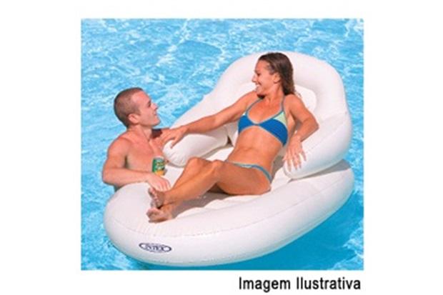 Lounge Refrescante 184x117cm  - Intex
