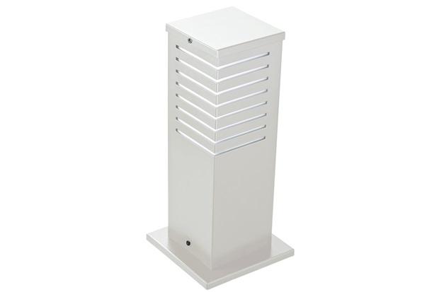 Luminária Balizadora Rasgo Branco 30cm - Pantoja & Carmona