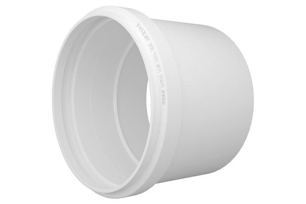 Luva de Esgoto Série Normal 50mm - Fortlev