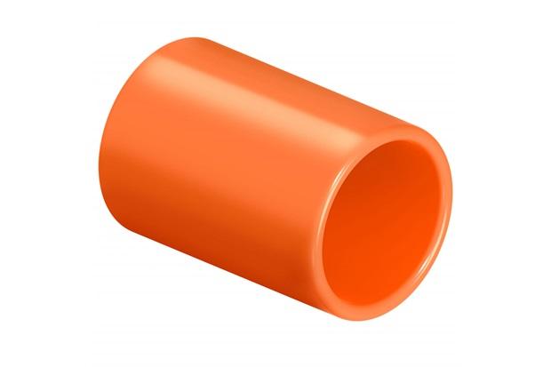 Luva Pressão Eletroduto Flexível Cinza 20  - Tigre