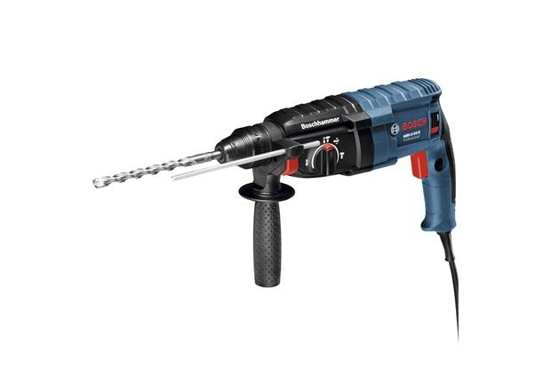 Martelete Perfurador com Sds-Plus 820w 220v Gbh 2-24 D Professional Azul E Preto - Bosch