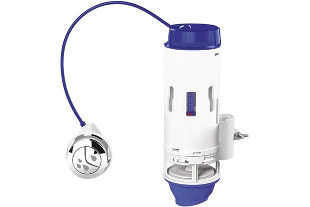 Mecanismo de Saída para Caixa Acoplada Dual Flush - Censi