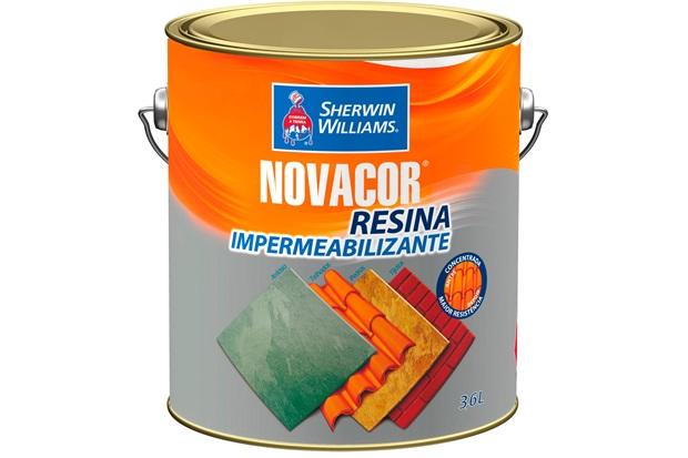 Novacor Resina Impermeabilizante 3,6 Litros - Sherwin Williams