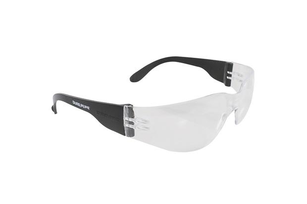Óculos de Proteção Ecoline Hc Antirrisco Incolor - Dura Plus