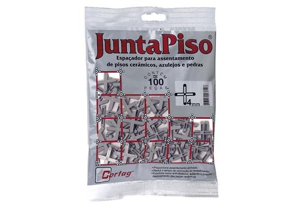Pacote Espçador Juntapiso 4,0mm Plástico - Cortag