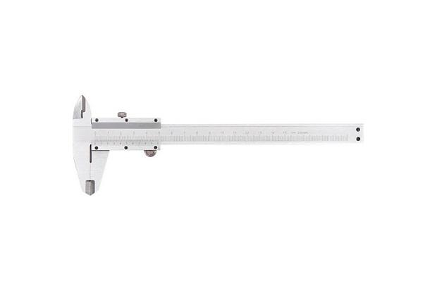 Paquímetro Universal 150mm Cromado - MTX