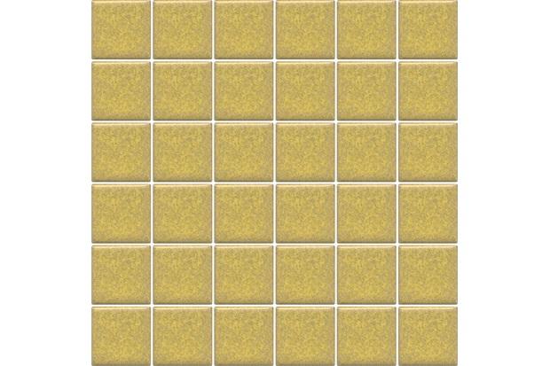 Pastilha Amarelo Shangai 5x5cm - Jatobá