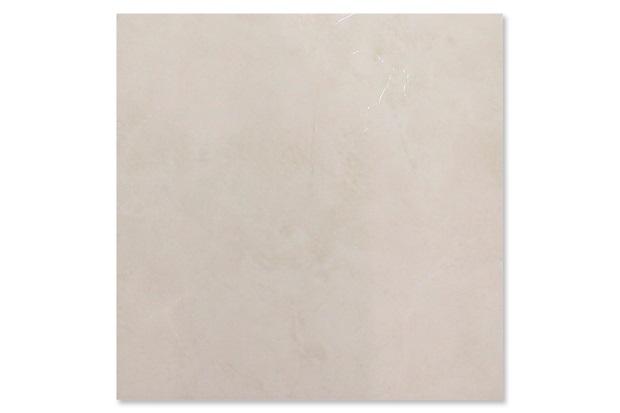 Piso Estocolmo Esmaltado Alto Brilho Bege 45x45cm - Cecafi