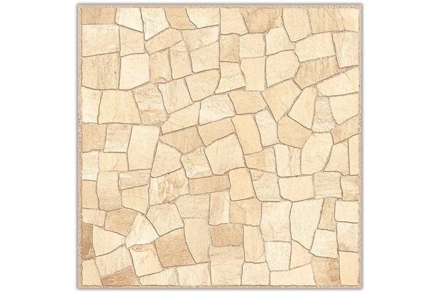 Piso hd mosaico r stico bege 53x53cm bege idealle c c for Compro piso en sanxenxo