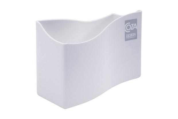 Porta Guardanapo  Branco - Coza