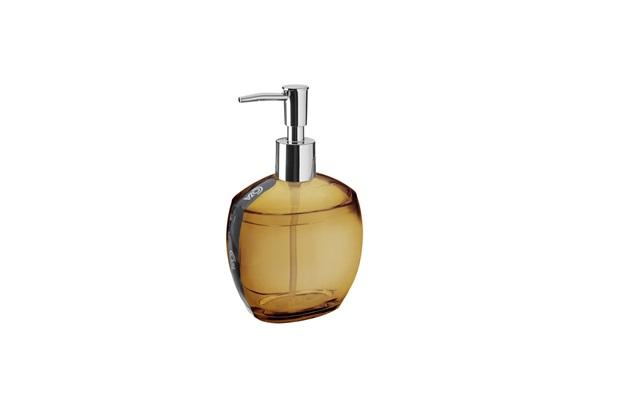 Porta Sabonete Liquido Spoom Mel Ref: 20860/0456 - Coza