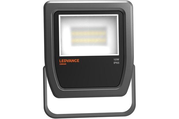 Projetor de Led 10w Bivolt com Luz Branca Floodlight Preto - Ledvance