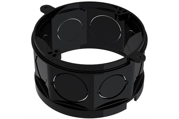 Prolongador para Caixa Octogonal 4x4 Preto - Tigre