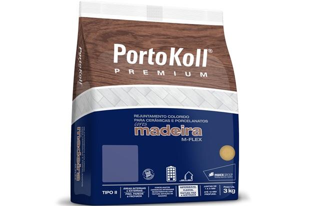 Rejunte M-Flex Madeira Up Caqui 3kg - Portokoll