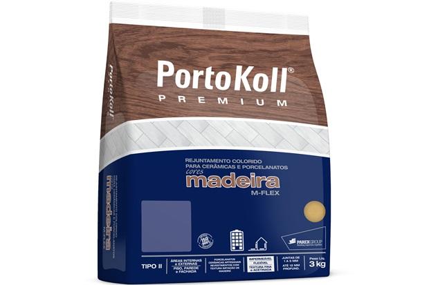 Rejunte M-Flex Premium Tauari 3kg - Portokoll