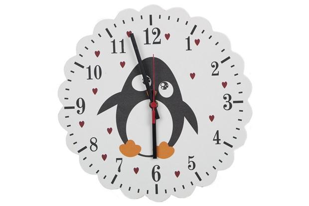 Relógio de Parede Pinguim 638 - Império Decore