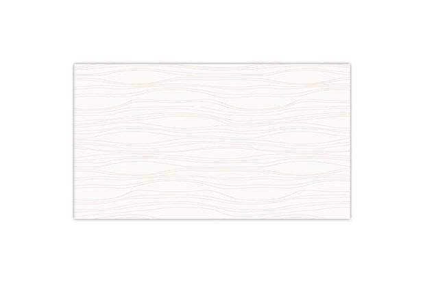 Revestimento Vetro Esmaltado Alto Brilho Branco 32x57cm - Fioranno
