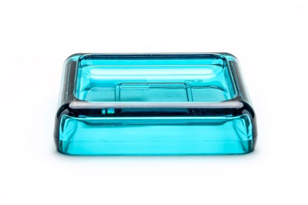 Saboneteira Cube Verde Ref: 20875/0129 - Coza