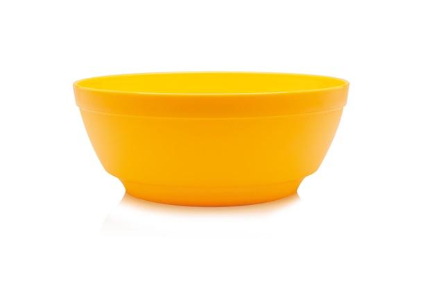 Saladeira Luna Cristal Amarela 1,8lts - Ou