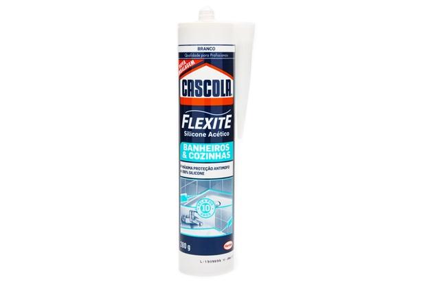 Silicone Flexite para Banheiro E Cozinha 280 Gramas - Henkel