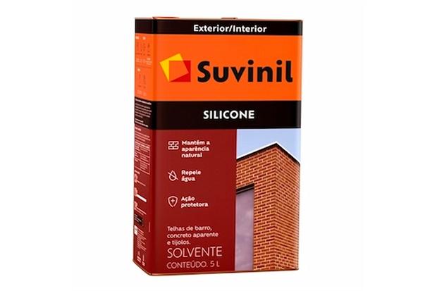Silicone Incolor Repelente À Água 3,6 Litros - Suvinil