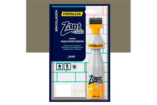 Tinta para Rejunte Zapt Cores Camurça 200ml - Fortaleza