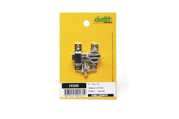 Tranqueta para Porta Cromado 303 Zc/S - Datti