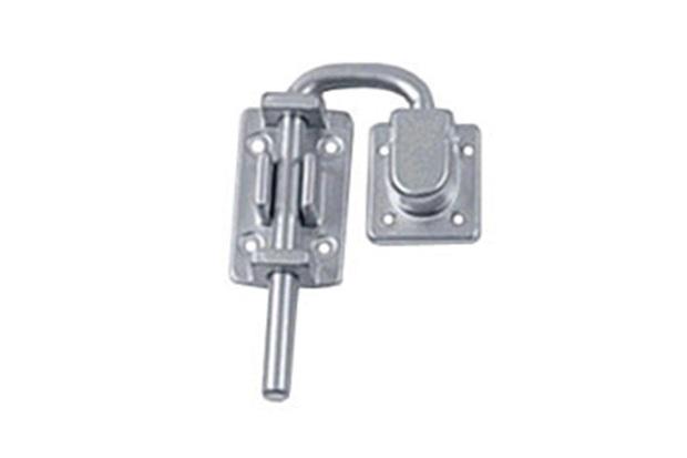 Trinco de Segurança 25mm Cromo Acetinado 304/S - Datti