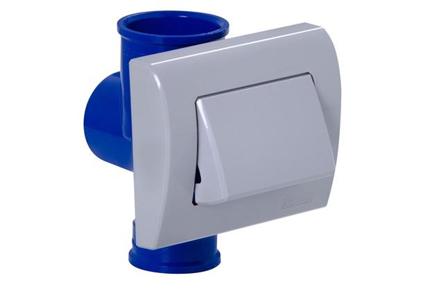 Válvula para Descarga Completa Cinza Vdk - Astra